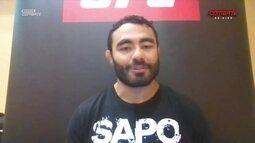 Confira entrevista com Rafael Sapo