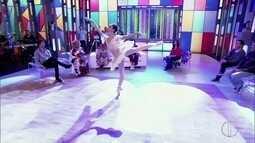 Primeira bailarina do Municipal do RJ se despede no interior rumo à Áustria
