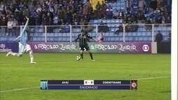Luiz Ademar analisa empate sem gols entre Corinthians e Avaí