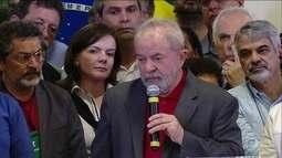 Lula tem R$ 9 milhões bloqueados em conta por decisão da Justiça
