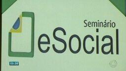 Adequação ao E-Social é tema de debate em Campo Grande