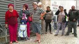 Servidores públicos estaduais do Rio de Janeiro recebem doações de cestas básicas