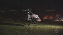 Dupla mobiliza PM ao pousar aeronave sem autorização para comer em shopping