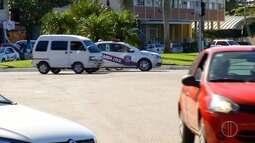 Ação contra transporte clandestino em Araruama, RJ