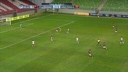 Melhores momentos: Flamengo 1 x 3 São Paulo pela final da Taça BH