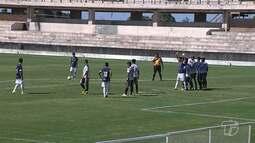 Confronto das semifinais do Sub-20 movimenta clubes no estádio Colosso do Tapajós