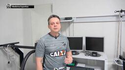 Vozão TV - O médico Henrique Bastos apresenta o departamento médico do clube
