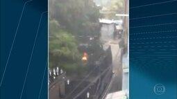 Morador morre em mais um dia de tiroteio no Jacarezinho