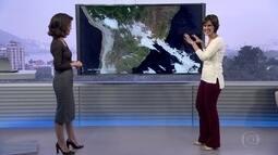 Veja a previsão do tempo para esta quarta-feira (16) no Rio