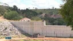 Construção da barragem de Pinheiros, no Norte do ES, é retomada após 10 anos