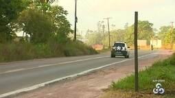 Vândalos arrancam e danificam placas de trânsito em rodovia do Amapá
