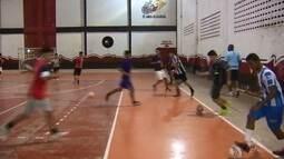 Deusolina e São José se preparam para a decisão do sub-15 de futsal no Amapá