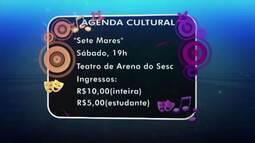 Agenda cultural do Bom Dia Amazônia traz dicas de lazer