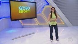 Globo Esporte-MG - programa de sexta-feira, 18/08/2017 - Primeiro bloco