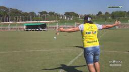 TV Goiás - As feras do videogame Wendell Lira e Lucas Tabata promovem desafio com sócios