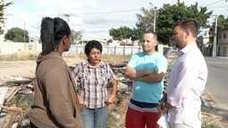 Moradores de Jardim Ceasa, em Guarus, têm dificuldade para matricular filhos em escolas