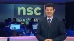 Confira os destaques do NSC Notícias desta segunda-feira (21)