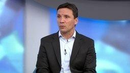 Zé Ricardo fala sobre sondagem do Vasco