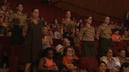 Exército comemora a Semana do Soldado com festa para ajudar o Martagão Gesteira