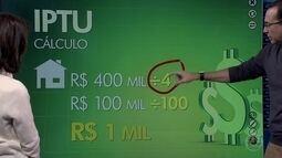 Vereadores do Rio podem mandar emendas para o projeto que muda o IPTU, a partir de hoje