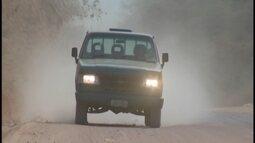Usuários da MG-430 reclamam do trecho de terra e falta de segurança