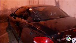 Carro de professor morto em Volta Redonda é encontrado em Barra Mansa