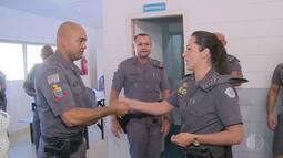 Tenente da PM é a Jeiza da vida real, personagem de Paolla Oliveira em 'A força do Querer'