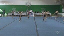 Guarujá sedia torneio de Ginástica Estética