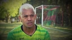 Highlanders do Futebol: aos 42 anos, Marcelinho Paraíba tenta reerguer a Portuguesa