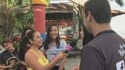 Parte 3: Ruthiene Bindá conversa com fãs do programa
