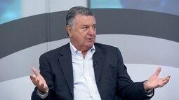 Arnaldo Cezar Coelho diz não acreditar que árbitro de vídeo será usado na próxima rodada