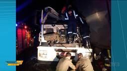Motorista morre em acidente na PR-218, entre Arapongas e Astorga