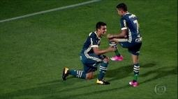 Veja como o Palmeiras venceu o Coritiba no Pacaembu; Casão comenta