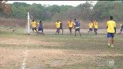 Técnico do Piauí, Marcão, organiza treino recreativo