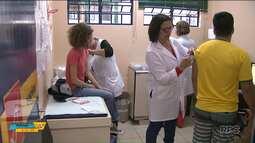 Campanha de vacinação contra dengue ocorre em 30 cidades do Paraná