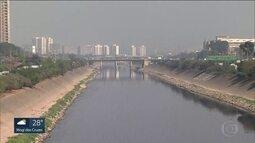 Grupo quer incentivar projetos para recuperar o rio Pinheiros