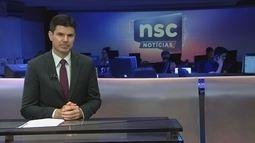 Confira os destaques do NSC Notícias desta quinta-feira (21)