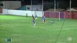 Piauí EC vence River-PI em estréia da iluminação do Lindolfo; primeira vitória na Copa PI