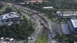 Ministro dos Transportes anuncia quase R$ 200 milhões para recuperar BR-101