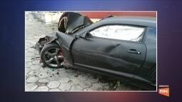Motorista acusado de atropelar três no réveillon de Florianópolis se apresenta à Justiça