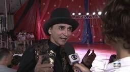 Assessor de Cultura do Recife Willian Santana fala da importância de circo