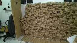 Polícia do Maranhão apreende três toneladas de maconha