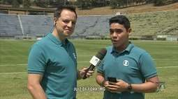 Fábio Pizzato e Caio Ricard falam sobre partido decisiva do Fortaleza