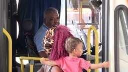 Ônibus do D F terão um botão para que o motorista acione em caso de roubo