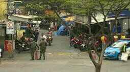 Após dias de tensão, Rocinha, no RJ, tem manhã de aparente tranquilidade