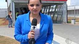 Estação da CPTM de Suzano tem exames
