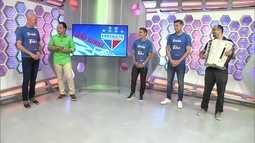 Bloco 1 - Globo Esporte CE - 25/09/2017