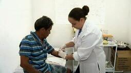 População da zona rural de Itapopica recebe serviços gratuitos de saúde