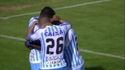 Os gols de Boa Esporte 1 x 2 Paysandu pela 28ª rodada da série B do Brasileirão