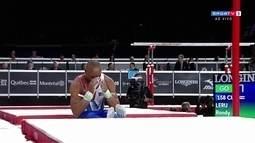Randy Leru cai e acaba com esperanças de Cuba de ganhar medalha no Mundial de ginástica